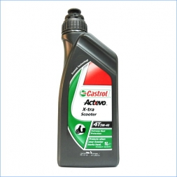 castrol actevo x-tra scooter 4t 5w40 1
